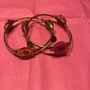Bourbon & Bowties/Moon & Lola bracelets (2)